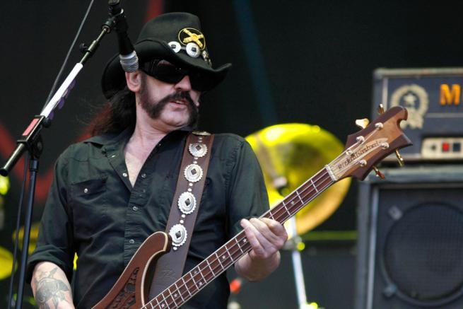 Motorhead, addio a Lemmy: ha incarnato il concetto di hard rock come nessun altro