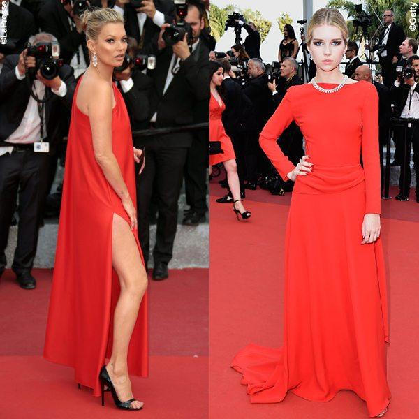 Kate-Moss-e-Lottie-Moss-Cannes-2016-premiere-Loving-abiti-Halston-e-Dior