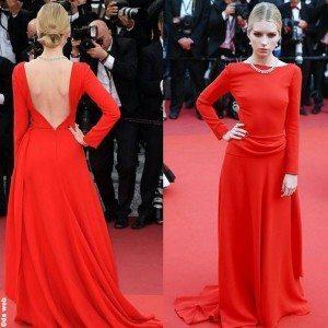 Lottie-Moss-Cannes-2016-premiere-Loving-abito-Dior