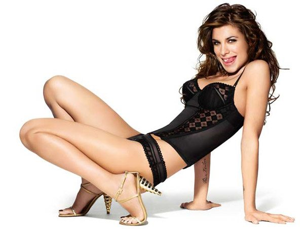 Elisabetta Canalis sexy per FHM